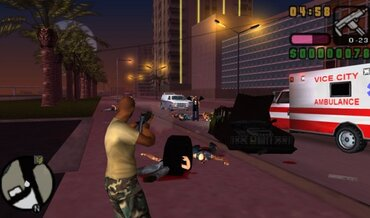 Grand Theft Auto: Vice City [Android]