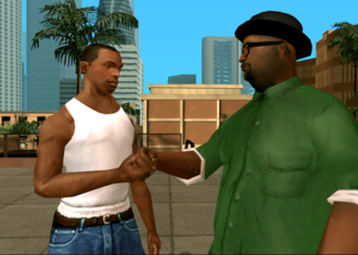 GTA: San Andreas [Android]